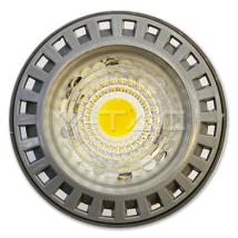 LED spuldze  - LED Spotlight - 6W GU10 СОВ Plastic White Dimmable